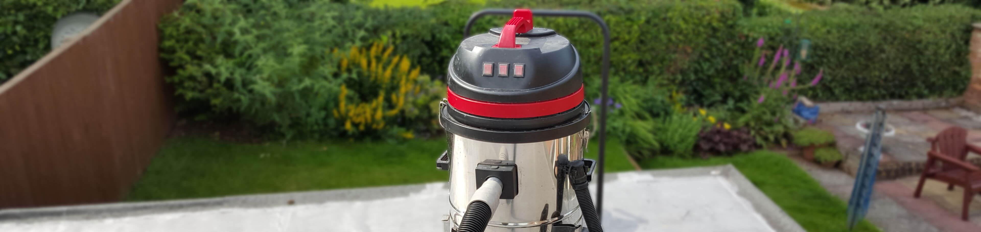 gutter vacuum
